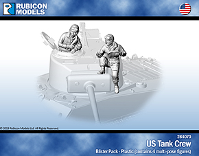 Rubicon Models German Tank Crew 1//56 28mm Soldiers Axis German
